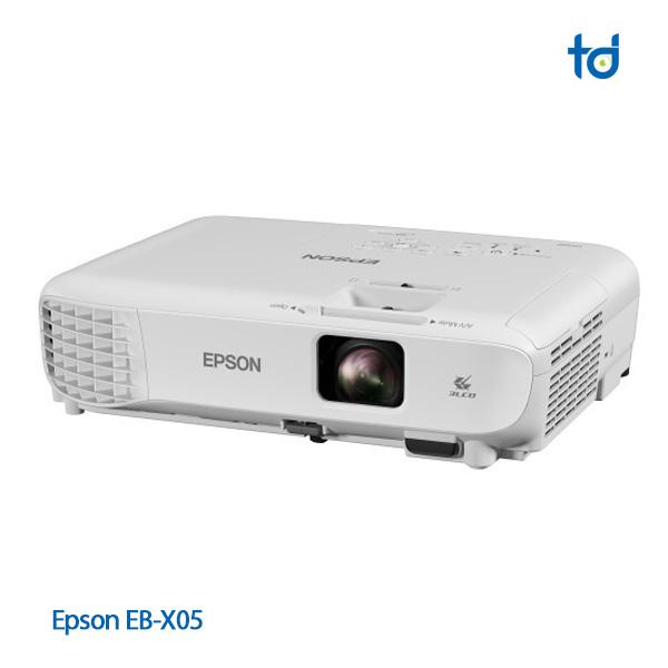 projector EB-X05 -3- tranduccorp.vn