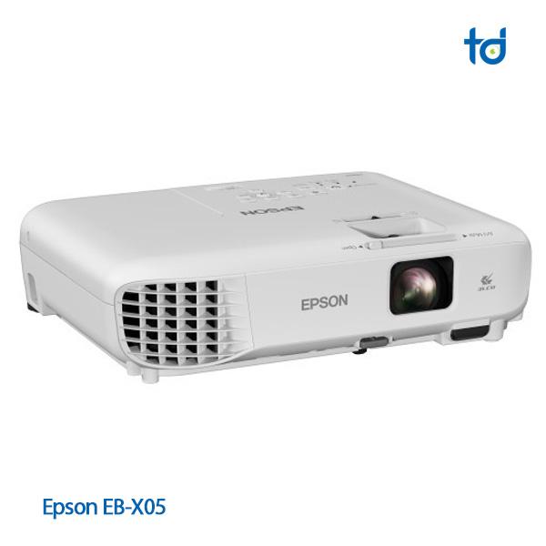 projector EB-X05 -4- tranduccorp.vn