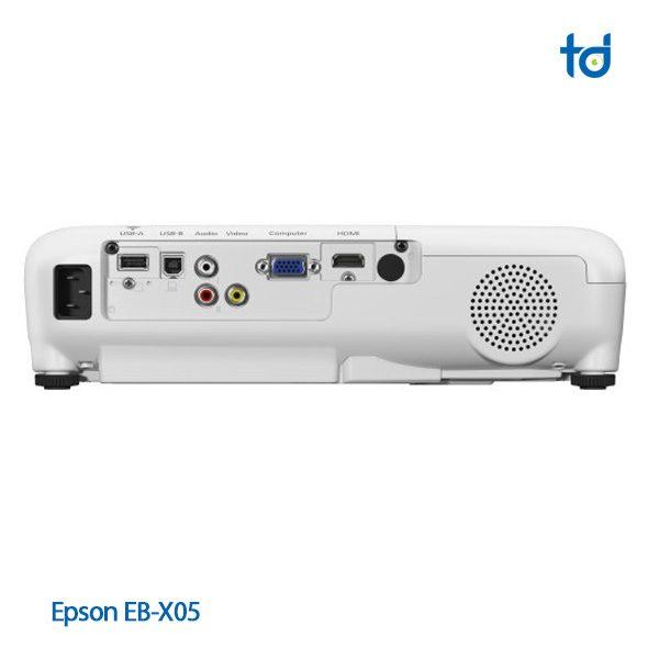 projector EB-X05 -6- tranduccorp.vn