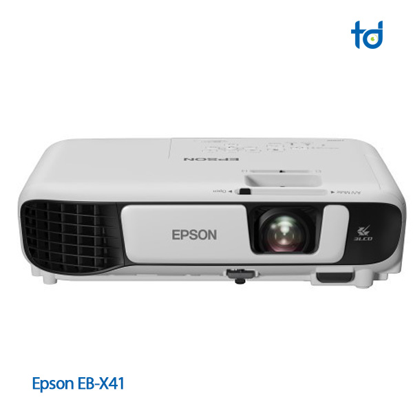 projector X41 -2- tranduccorp.vn