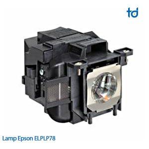 Bóng Đèn Máy chiếu Epson EB-945 - Lamp Epson ELPLP78 -tranduccorp.vn