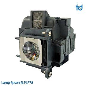 Bóng Đèn Máy chiếu Epson EB-955W Lamp Epson ELPLP78 tranduccorp.vn