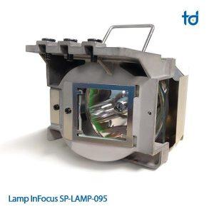 Bóng đèn máy chiếu InFocus IN1116 Lamp InFocus SP-LAMP-095 -tranduccorp.vn