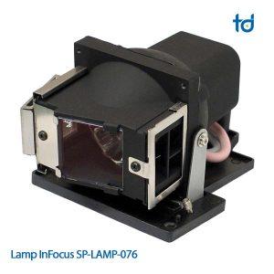 Bóng đèn máy chiếu InFocus IN1124 Lamp InFocus SP-LAMP-076 -tranduccorp.vn