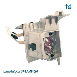 Bóng đèn máy chiếu Infocus In116XV Lamp Infocus SP-LAMP-097-tranduccorp.vn