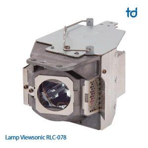 Bóng đèn máy chiếu Viewsonic PJD5132 Lamp Viewsonic RLC-078-tranduccorp.vn