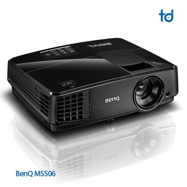 Front BenQ MS506 -2- tranduccorp.vn