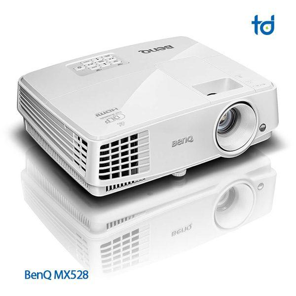 Front BenQ MX528 -4- tranduccorp.vn