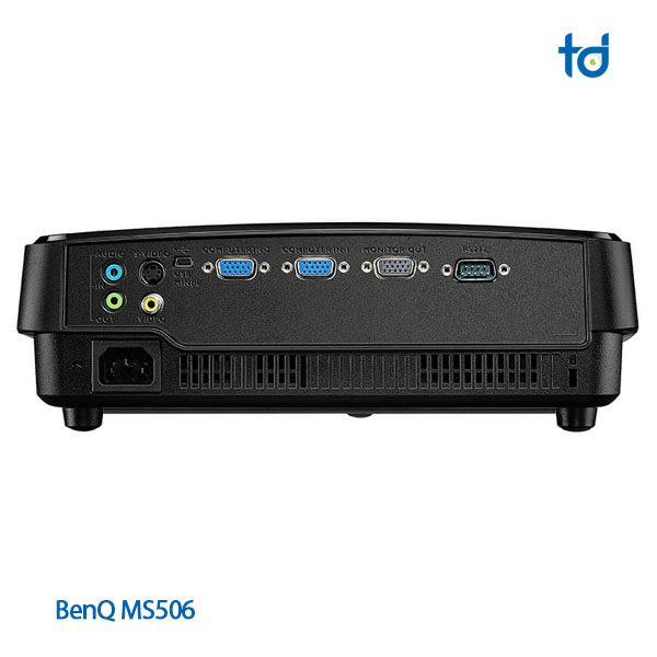 Interface BenQ MS506 - tranduccorp.vn