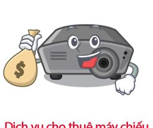 Cho thuê máy chiếu giá rẻ tại Hà Nội - tranduccrop.vn