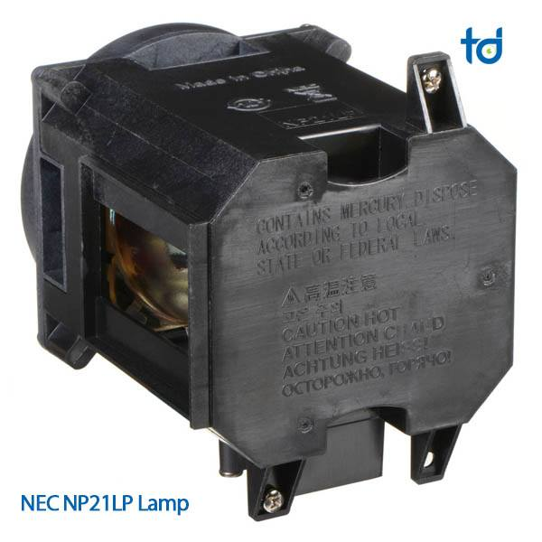 NEC NP21LP Lamp 2 -tranduccorpvn