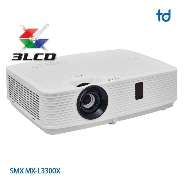 Front SMX MX-L3300X -2- tranduccorpvn