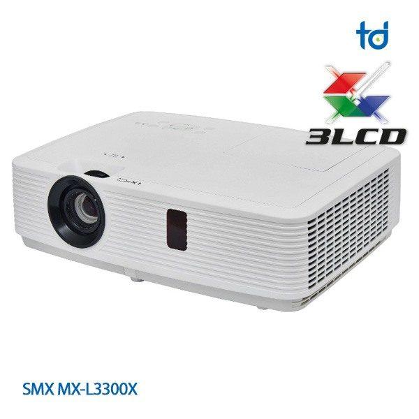Front SMX MX-L3300X -3- tranduccorpvn