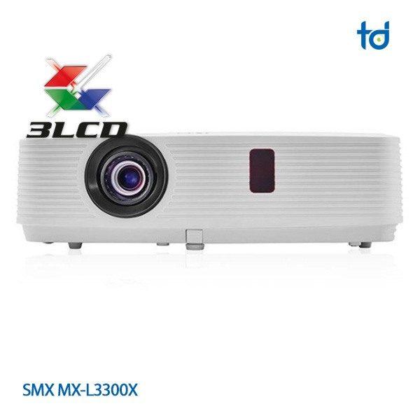 Front SMX MX-L3300X -tranduccorpvn