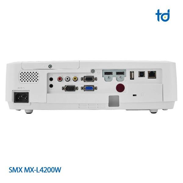 Interface SMX MX-L4200W -tranduccorpvn