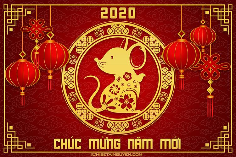 thiep chuc mung