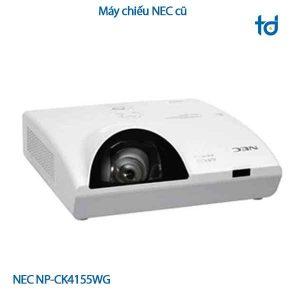 Máy Chiếu Cũ NEC NP-CK4155WG Like New-tranduccorp.vn