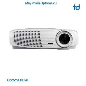 Máy chiếu cũ Optoma HD20 -tranduccorp.vn