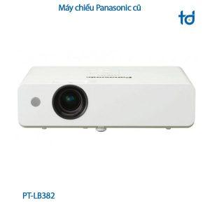 Máy chiếu cũ Panasonic PT-LB382 -tranduccorp.vn