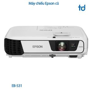 Máy chiếu cũ Epson EB-S31 -tranduccorp.vn