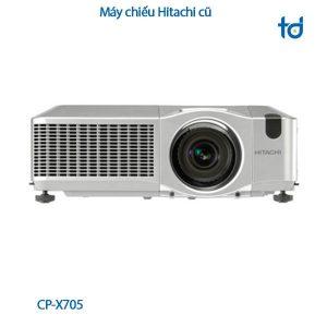 Máy chiếu cũ Hitachi CP-X705- tranduccorp.vn