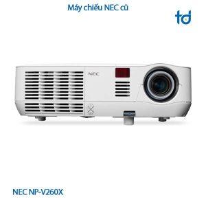 Máy chiếu cũ NEC NP-V260X -tranduccorp.vn