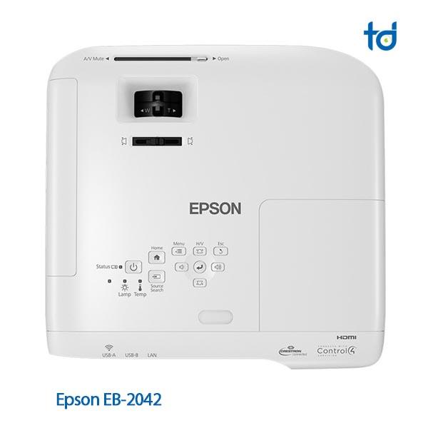 4- Epson EB-2042-tranduccorpvn