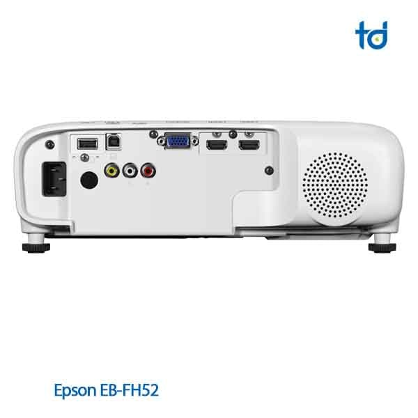 Interface Epson projector EB-FH52 -tranduccorpvn