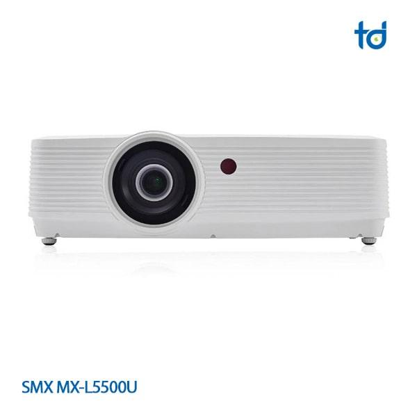 smx projector mx-l5500u 2