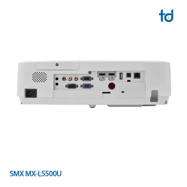 smx projector mx-l5500u 3