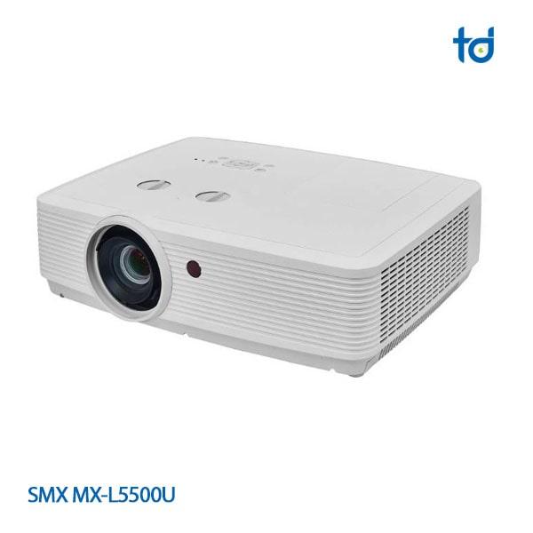 smx projector mx-l5500u