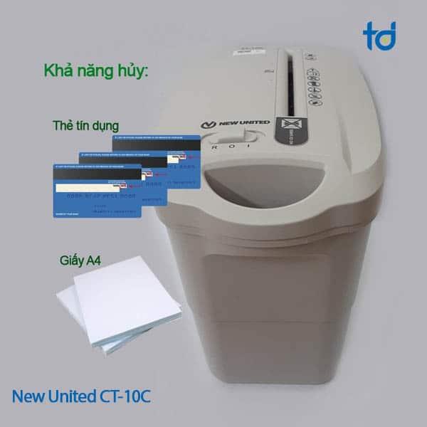 new united CT-10C gia re