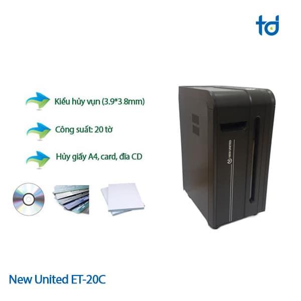 new united ET-20C kieu huy vun -tranduccorpvn