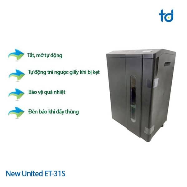 new united ET-31S huy soi