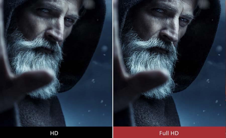HD va Full HD