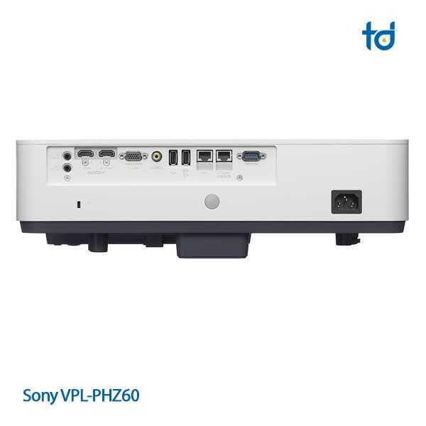 Interface Sony VPL-PHZ60