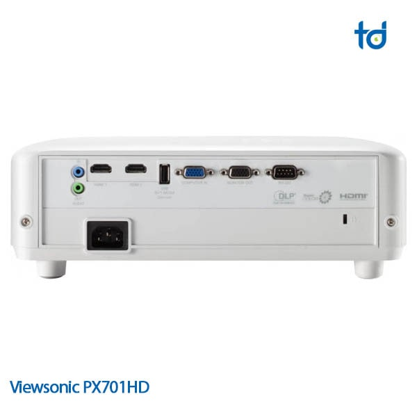 Interface ViewSonic projector PX701HD