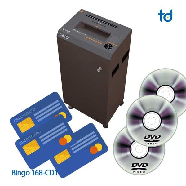 may huy giay Bingo 168-CD1