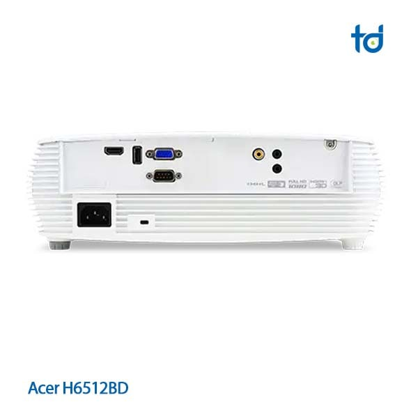 Interface acer projector H6512BD
