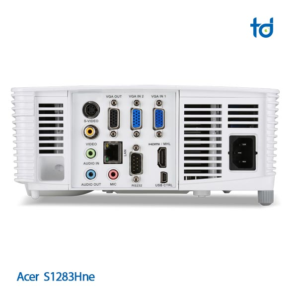 Interface acer projector S1283Hne