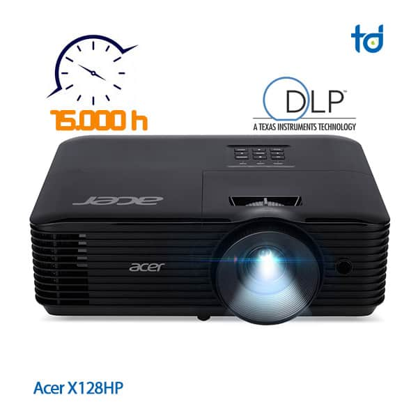 acer projector x128h 15000h