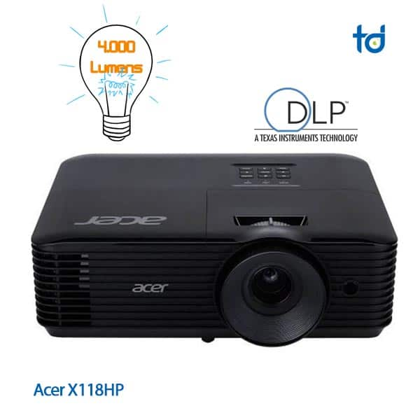acer x118hp projector 4000 lumens
