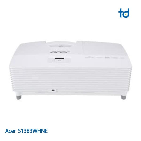 back acer projector S1383WHNE