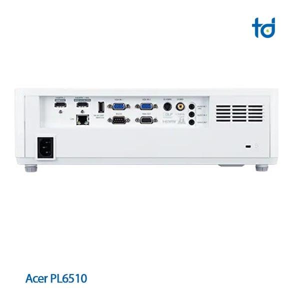 interface acer PL6510