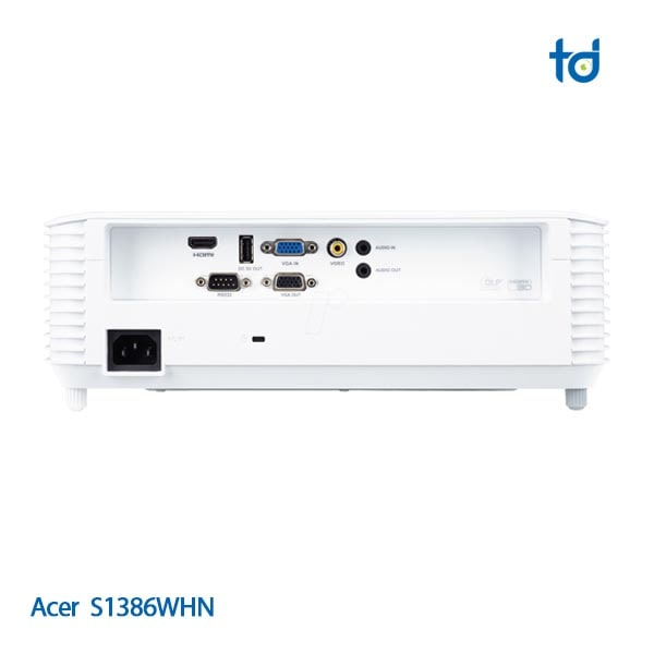 interface acer S1386WHN