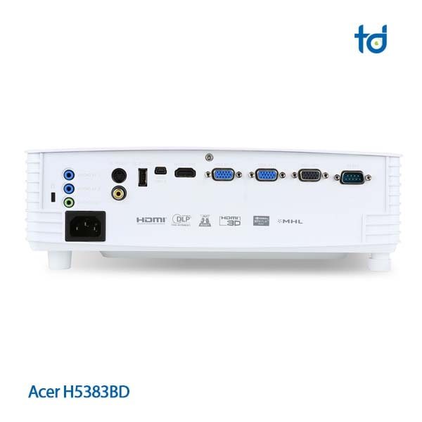 interface acer projector H5383BD