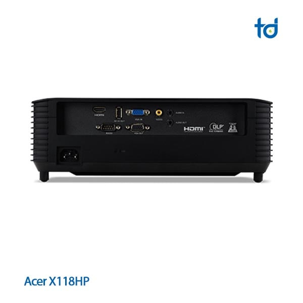 interface acer x118hp projector 4000 lumens