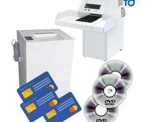 Máy hủy giấy công nghiệp công suất lớn