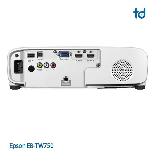 Interface Epson EB-TW750