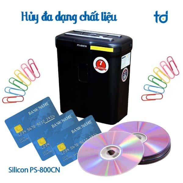 huy da dang chat lieu silicon PS-800CN